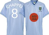 KCFC Chappel shirt 1991