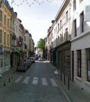 Lovian Lane, Sprimont