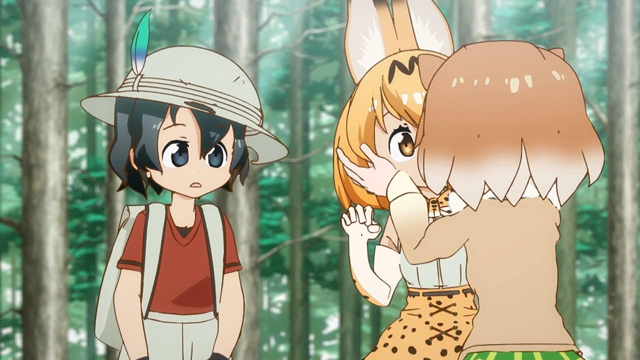 Prairie greeting japari library wiki fandom powered by wikia black tailed prairie dog greeting serval in the kemono friends anime m4hsunfo