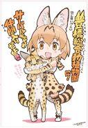Yoshizaki nonhoi serval