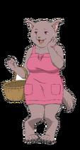 Kobold wife
