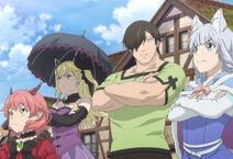 Media gallery anime