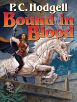 Clyde Caldwell - Bound in Blood
