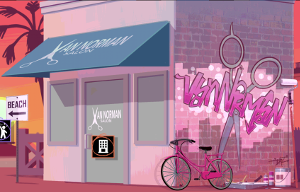 The van norman salon kendall and kylie game wikia fandom