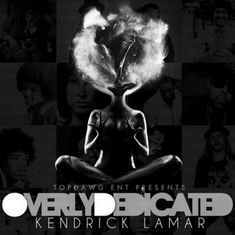 Overly Dedicated - cover