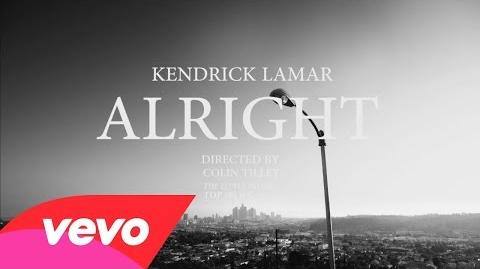 Kendrick Lamar - Alright