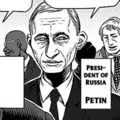 Petin, President of Russia