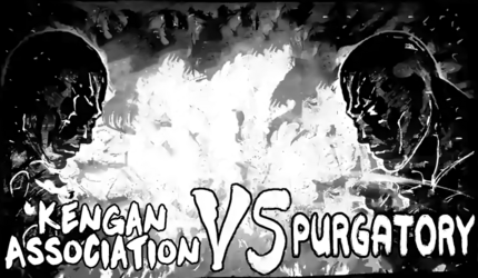 Kengan Association vs Purgatory