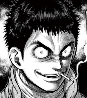 Katahara Metsudo (young man)