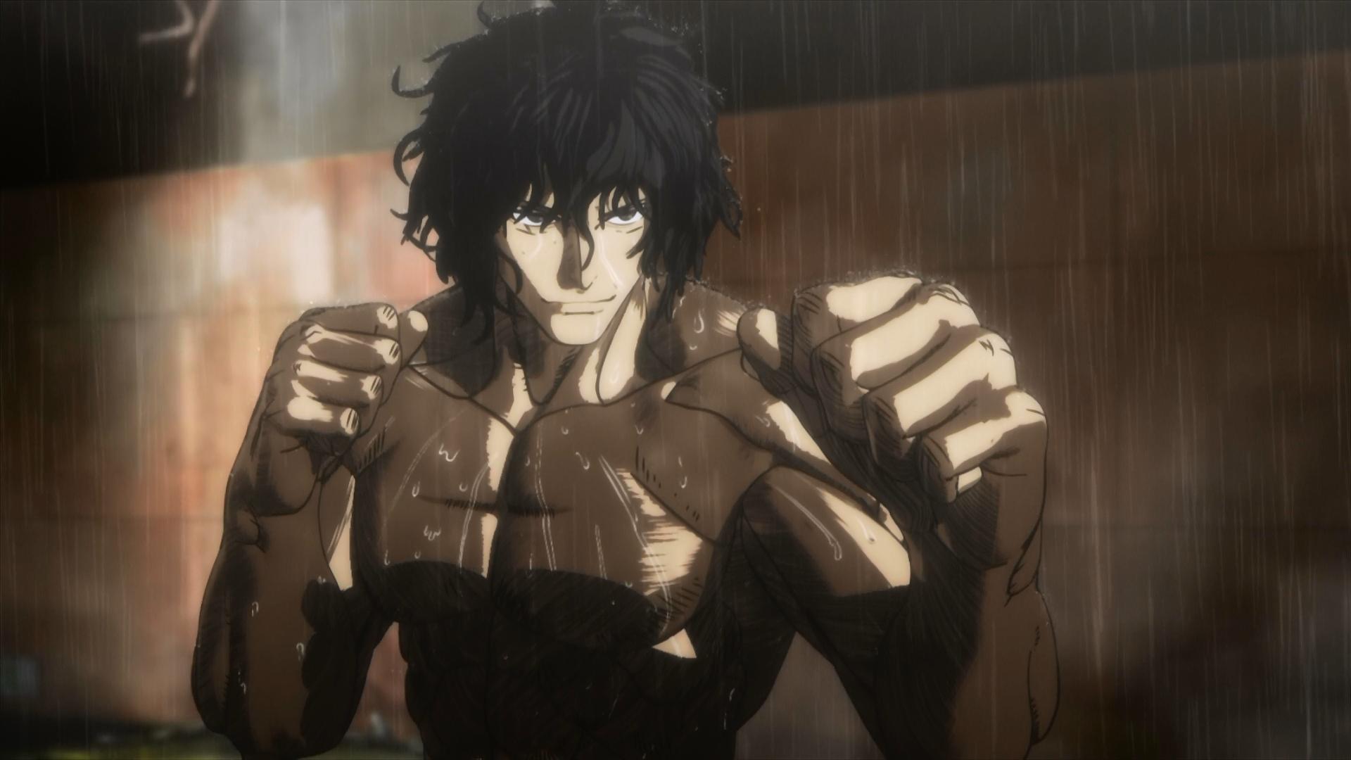 Segunda parte de Kengan Ashura Anime visualizada em vídeo