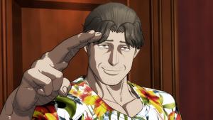 Hatsumi Sen (Anime)
