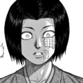 Kaneda Suekichi with his eyes fully open.png