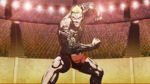 Adam Dudley (Anime)