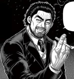 Katahara Metsudo (middle-aged)