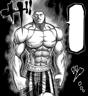 Okubo Naoya the King of Combat