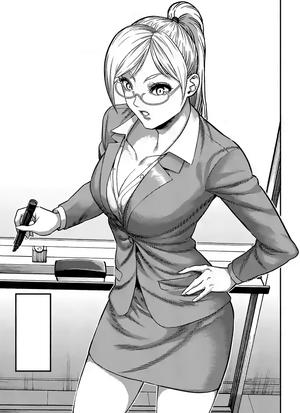 Akiyama Kaede (Omega) (1)