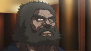 Kuroki gensai anime
