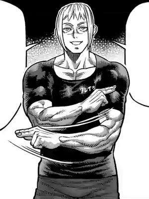 Kureishi Mitsuyo (Omega) (2)