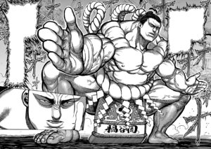 Kiozan Takeru The Brawler of the Sumo Ring