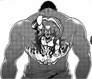 Komada's Deva tattoo