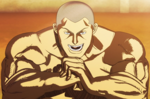 Okubo Naoya (anime)