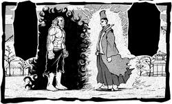 Kure vs Mikazuchi (Raishin Style)