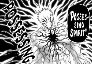 Possessing Spirit