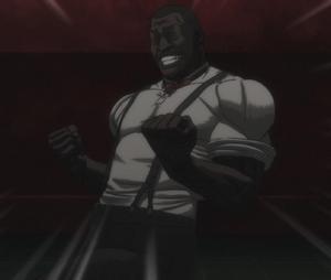 Jerry Tyson Anime