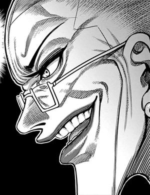 Yoshitake Yoshiro side-profile