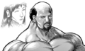 Bando Yohei's evolution.png