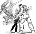 Bando Yohei shifting his spine.png