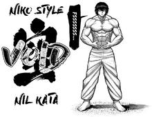 Niko Style, Nil Kata - Void