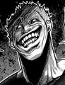 Kure Raian's crazy face.png
