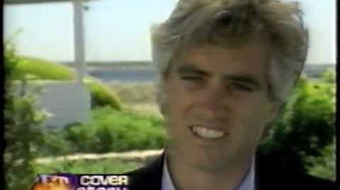 Max Kennedy - Interview at the Kennedy compound (E.T cover story)