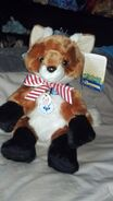 Build a bear exclusive wwf red fox by vesperwolfy87-d5mgog3
