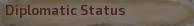 Diplomatic-Status