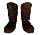 Ancient Samurai Boots