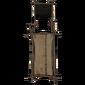 Trader's Wooden Backpack