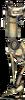 Нога серии КЛР (правая)