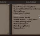 Buildings List