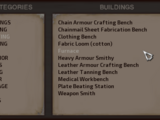 Buildings List