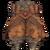 Ancient Samurai Legplates