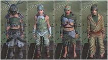 Swamp Ninjas