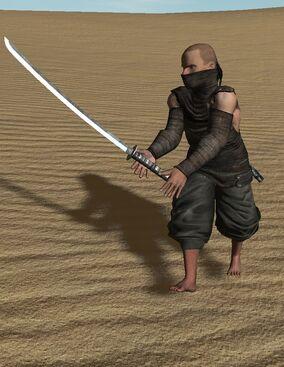 Sand Ninja Jounin