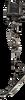 Нога разведчика (левая)