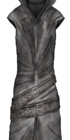 Sleeveless Dustcoat