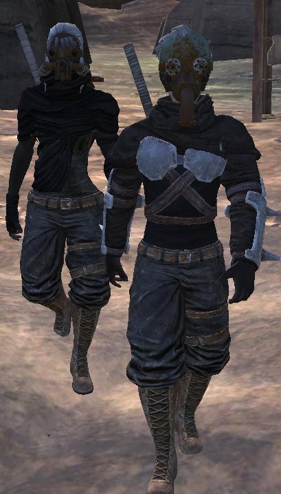 Mask Type Iii Kenshi Anti Feixista