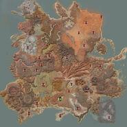 Catun map location