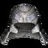 Flared Helmet