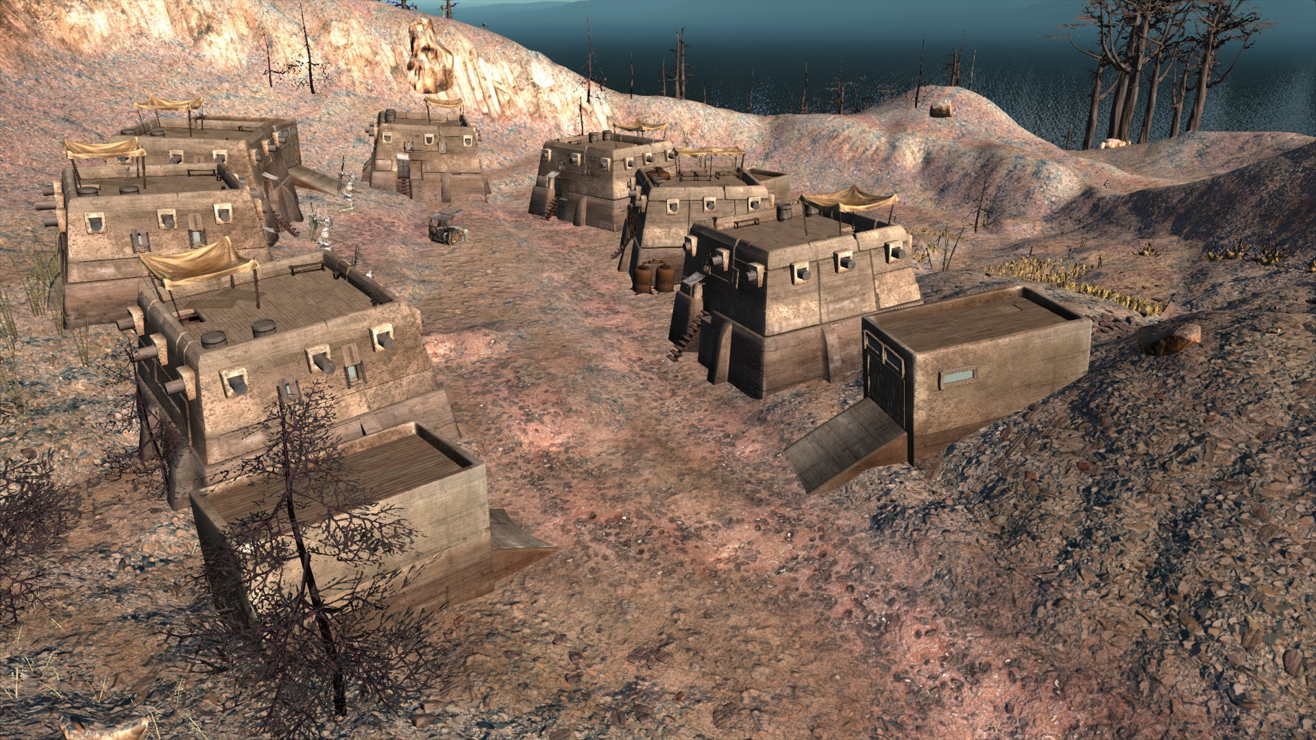 Ghost Village | Kenshi Wiki | FANDOM powered by Wikia
